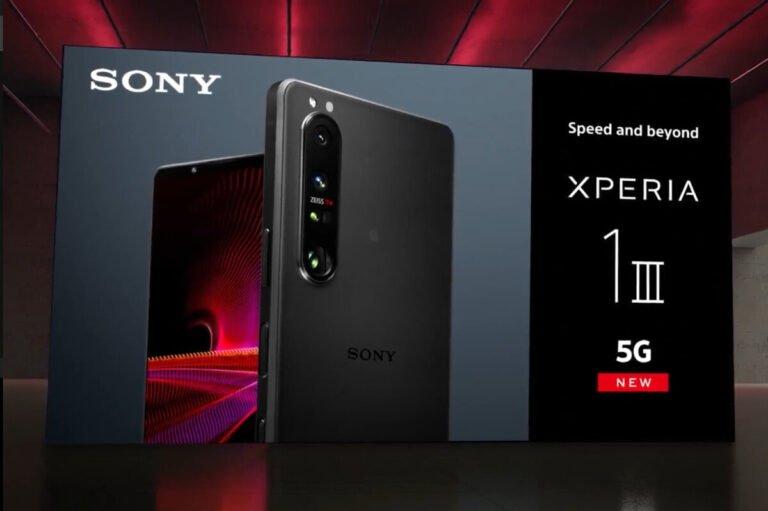 Sony heeft de Xperia 1 III en de Xperia 5 III officieel gelanceerd.
