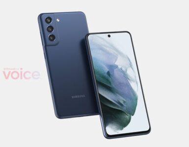 Meer details gelekt over de Samsung Galaxy S21 FE.