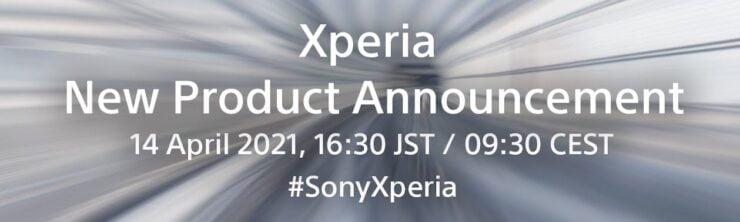 Sony Xperia 1 III lancering.
