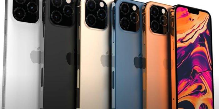 Is dit hoe de iPhone 13 er uit komt te zien?