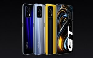 De Realme GT 5G komt ook naar Nederland.