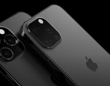Apple iPhone 13 komt mogelijk met 1 TB opslag.