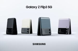 Samsung heeft de Galaxy Z Flip 3 officieel gelanceerd.