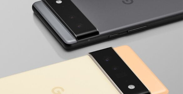 Google Pixel 6 en Pixel 6 Pro gelanceerd.