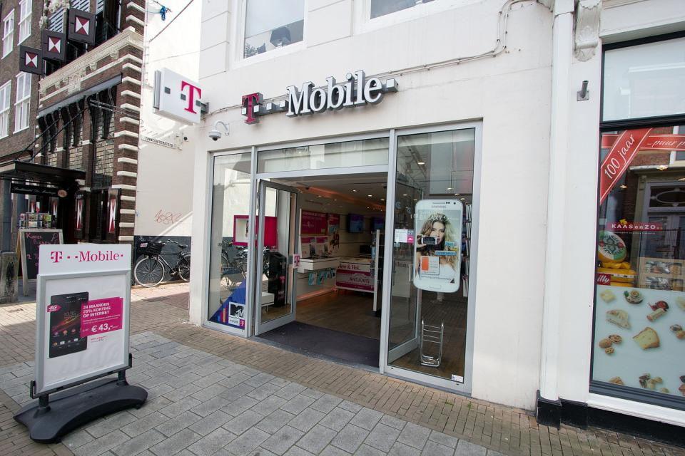 T-Mobile Nederland is overgenomen.